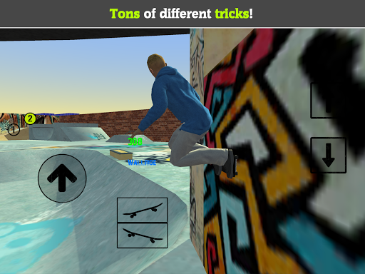 Skateboard FE3D 2 - Freestyle Extreme 3D 1.28 screenshots 21