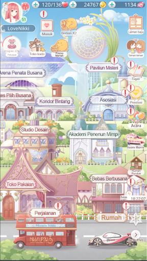 Love Nikki - Dress Up Fantasy Tunjukkan Gayamu 3.9.0 Screenshots 7