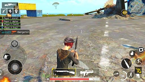 Squad Survival freefire Game Battleground Shooter 1.6 screenshots 4