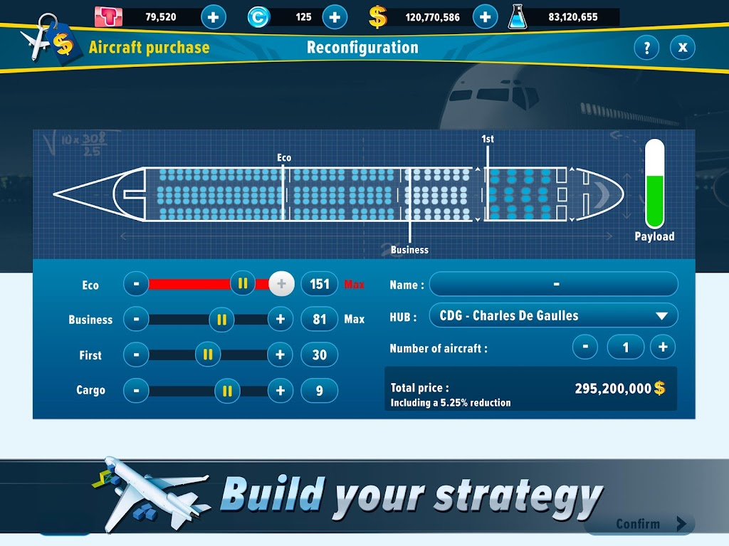 Airlines Manager - Tycoon 2021  poster 3