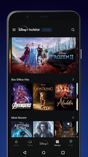 Disney+ Hotstar modavailable screenshots 5