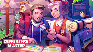 Difference Master: Free Puzzle Mind Game
