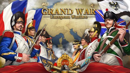 Grand War: Napoleon, Warpath & Strategy Games  screenshots 1