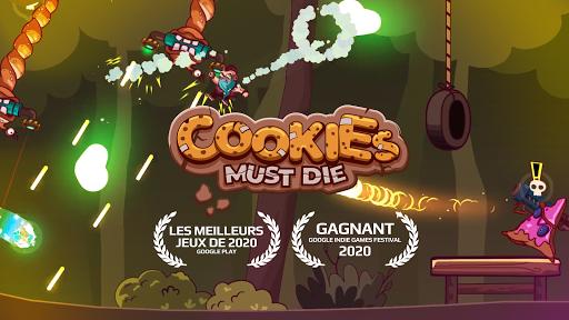 Code Triche Cookies Must Die APK MOD (Astuce) screenshots 1