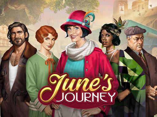 June's Journey - Hidden Objects  screenshots 14