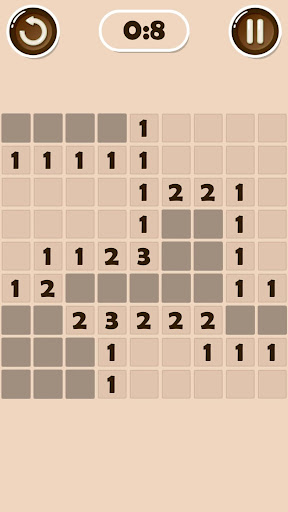 Puzzle game: Real Minesweeper apktram screenshots 2