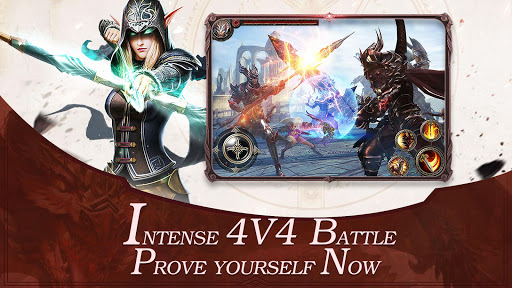 War of Rings-Awaken Dragonkin apkdebit screenshots 10