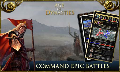 Age of Dynasties: Medieval War apktram screenshots 21