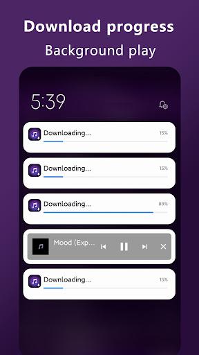 Music Downloader - Free Mp3 music download 1.0.4 Screenshots 3