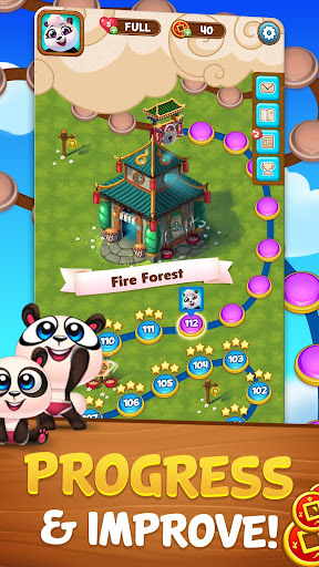 Bubble Shooter: Panda Pop! 9.6.001 screenshots 5