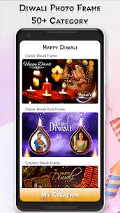Happy Diwali Photo Frame 2020, Diwali Photo Editor 3