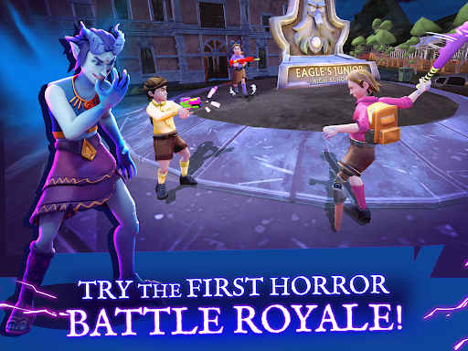 Horror Brawl: Terror Battle Royale apkpoly screenshots 13