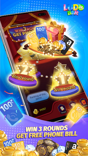 Ludo Bar - Make Friends & Big Rewards androidhappy screenshots 2
