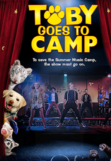 """alt=""""Toby is off to summer camp! His excitement for all the camp activities are nightmares to Lana, Toby's crotchety Labrador guardian, who would prefer to just sleep and be left alone. But it won't be all fun and games as the duo have to contend with an evil land developer who is trying to steal the land from the camp. This time they are joined by a spunky little pig, a pair of ferrets, a fast-talking raccoon, and a slow-moving tortoise, who will all lend a paw to help Toby save the camp. CAST AND CREDITS Actors Georgina Kidder, Toni Tinkleman, Ben Campbell, Eden Rose Ginsberg, Megan Porter Director Michael Sarna"""""""