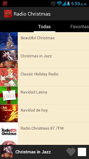 Christmas Radio 4.16 screenshots 4