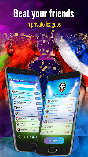 Real Manager Fantasy Soccer at another level 1.3.0 screenshots 4