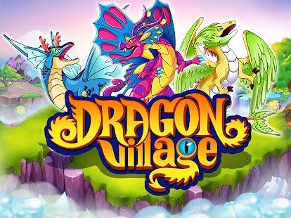 DRAGON VILLAGE -city sim mania Unlimited Money