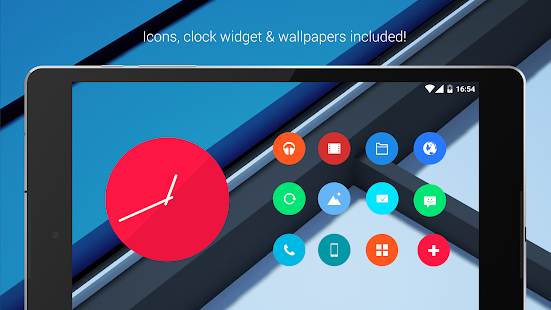 Material Things - Icon Pack (Free Version)
