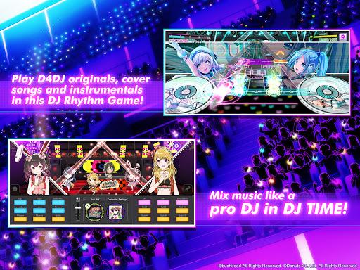 D4DJ Groovy Mix  screenshots 11
