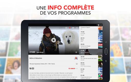 Programme TV par Tu00e9lu00e9 Loisirs : Guide TV & Actu TV apktram screenshots 16