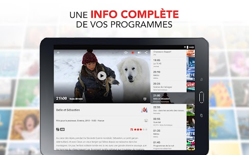 Programme TV par Télé Loisirs MOD APK 7.2.1 (PREMIUM Unlocked) 11