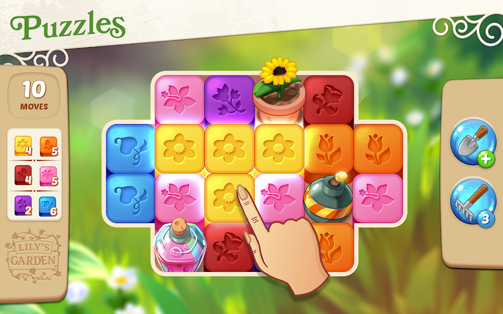 Lily's Garden  poster 8