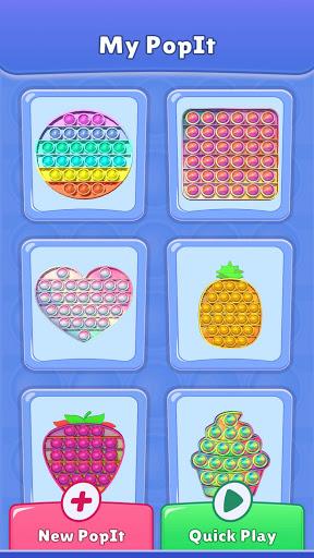 Pop It Magic - Antistress & Satisfying Fidget Toys apkpoly screenshots 5
