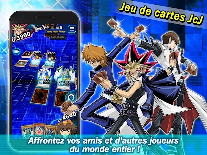 Yu-Gi-Oh! Duel Links Capture d'écran