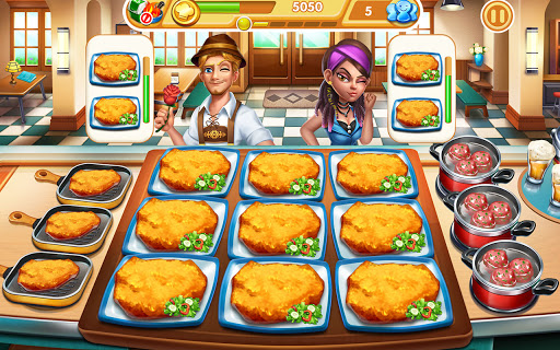 Cooking City: frenzy chef restaurant cooking games 1.90.5031 screenshots 10