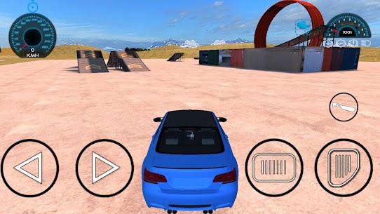 M4 Sürüş Oyunları: şehir araba sürüş simülatörü Apk İndir 4