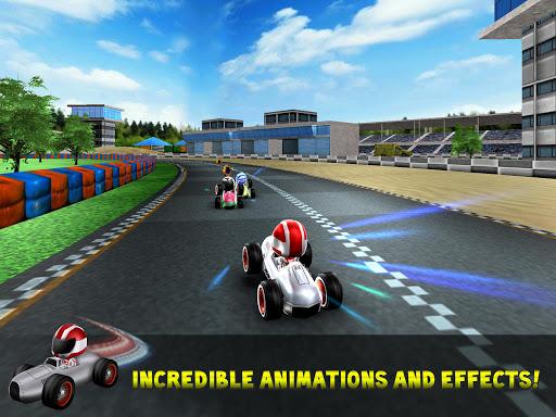 Kart Rush Racing - 3D Online Rival World Tour 12.5 screenshots 5