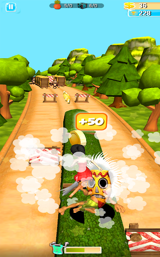 Toti Jungle Run -Subway endless  screenshots 2