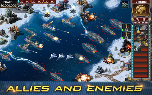 Warship Command: Conquer The Ocean screenshots 3