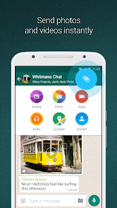 WhatsApp Messenger Apk for Android 2