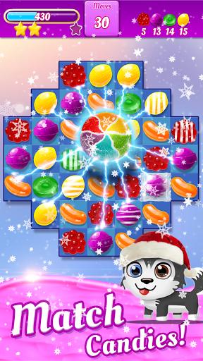 Candy Shop Match 3: Crush Swap  screenshots 1