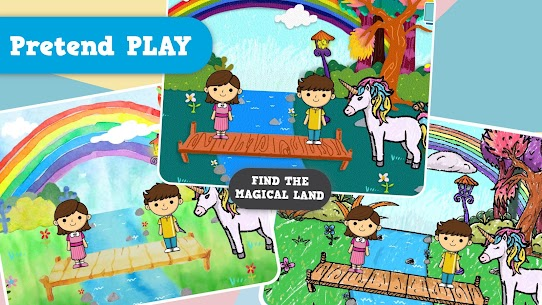 Free Lila' s World  create, Play, Learn in Granny' s Town 4