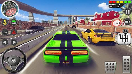 City Driving School Simulator: 3D Car Parking 2019 apkpoly screenshots 13