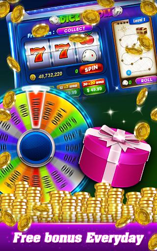 Farkle mania - Slots, Dice and Bingo 21.31 screenshots 5
