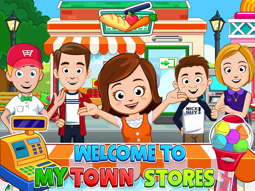 My Town : Stores  screenshots 6