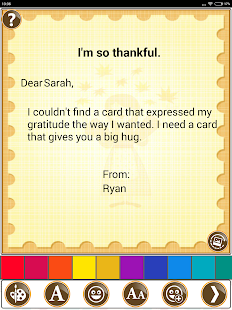 Design Thank You Greeting Card