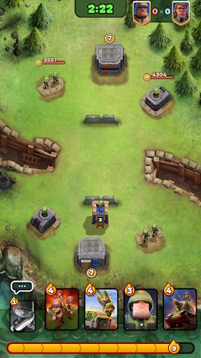 War Heroes: Strategy Card Game for Free 3.1.0 screenshots 13