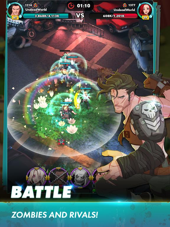 Undead World: Hero Survival poster 21