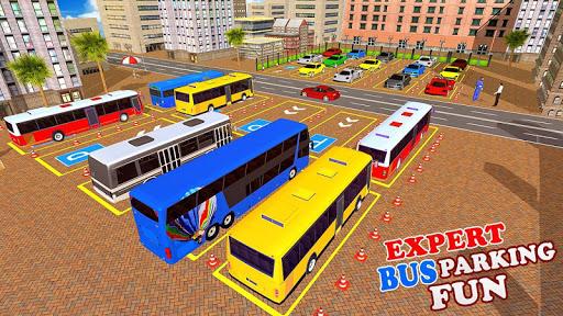 Modern Bus Simulator Parking New Games – Bus Games screenshots 3