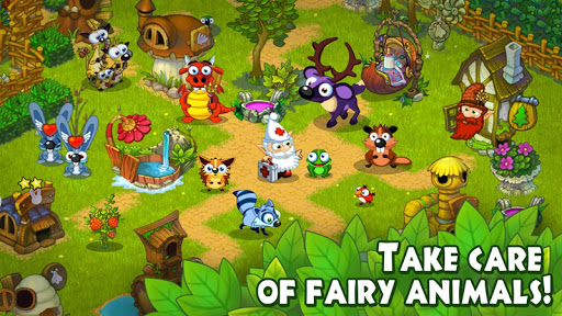 Animal Villageuff0dforest farm & pet evolution games apkslow screenshots 8