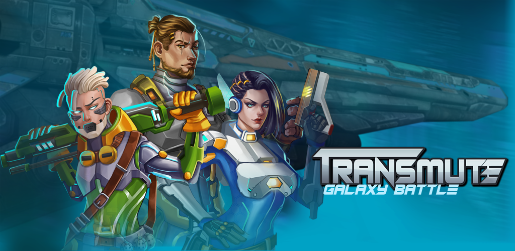 Transmute: Galaxy Battle  poster 5