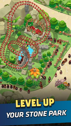 Stone Park: Prehistoric Tycoon - Idle Game  screenshots 4