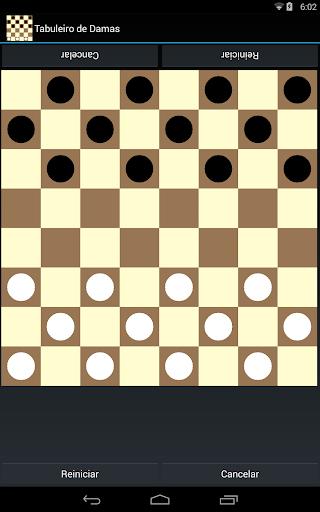 Brazilian checkers / draughts 1.34 screenshots 2