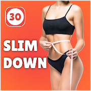 Slim Down Home Workout in 30 Days: Lose Belly Fat