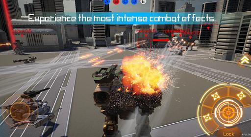 iron rush screenshot 1