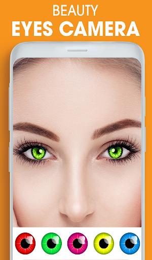 Eye, Hair Color Changer: Eye Colour Photo Editor 10.4 Screenshots 11